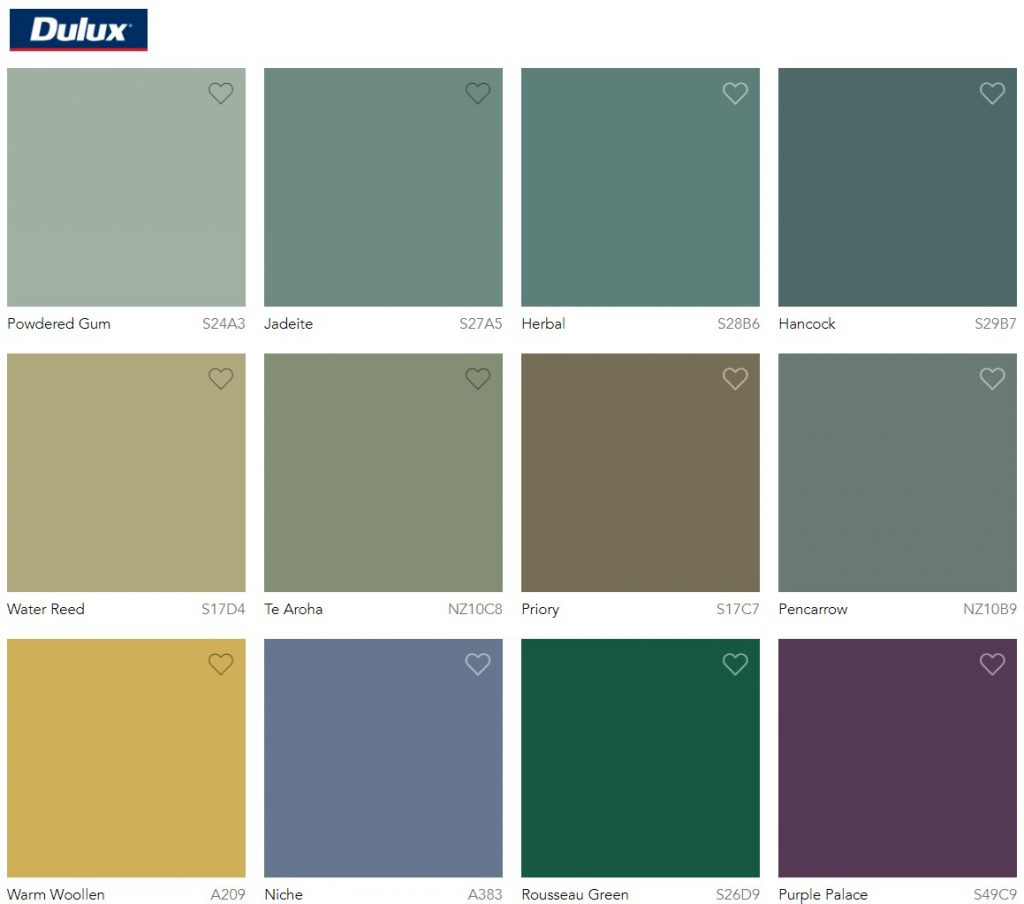 Dulux Paint Color Trend 2020 Cultivate