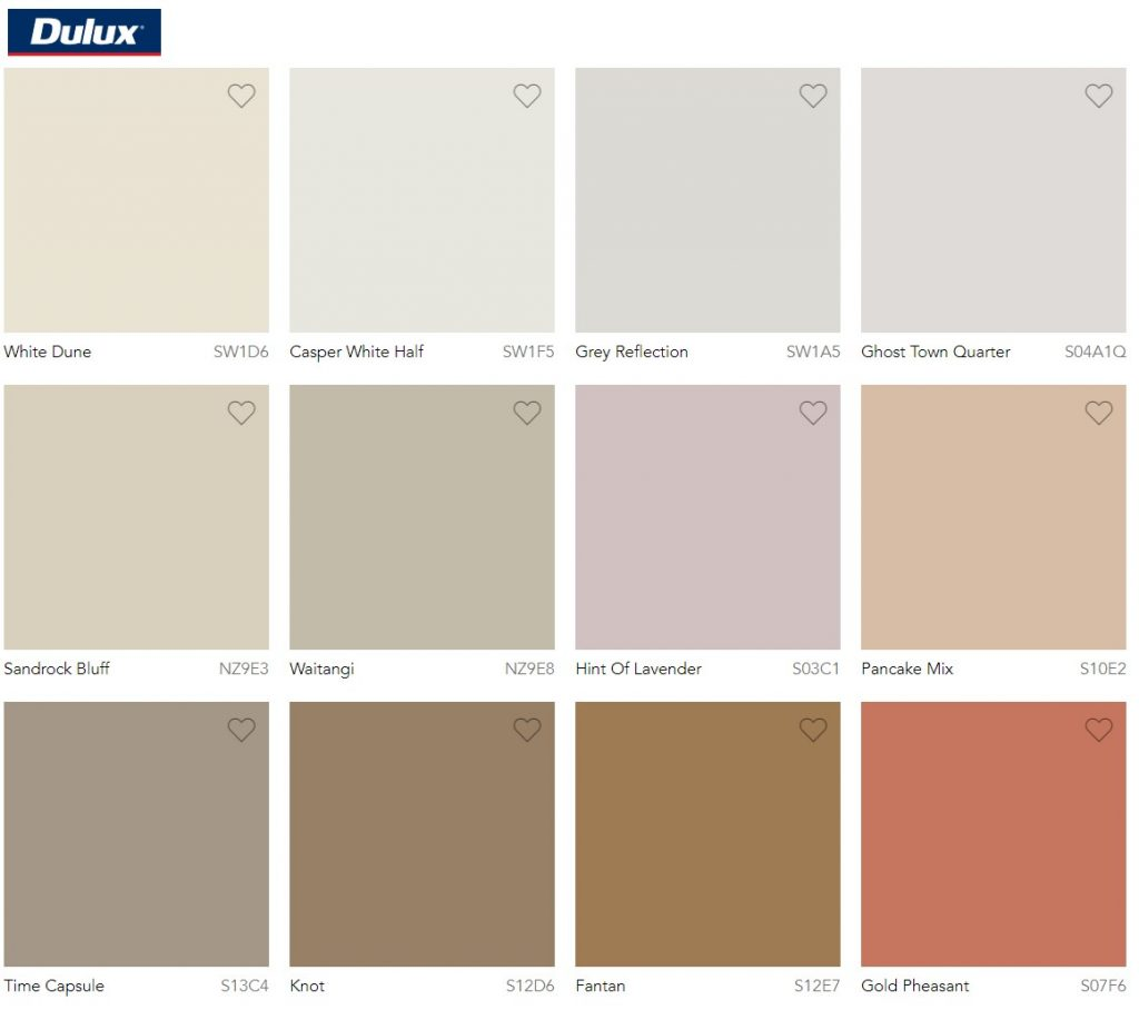 Dulux Paint Color Trend 2020 Grounded