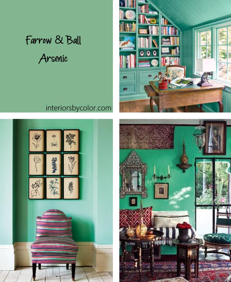 Farrow & Ball Arsenic