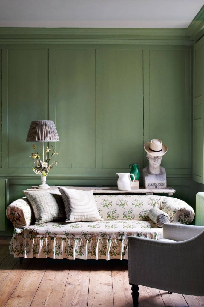Farrow & Ball Breakfast Room Green