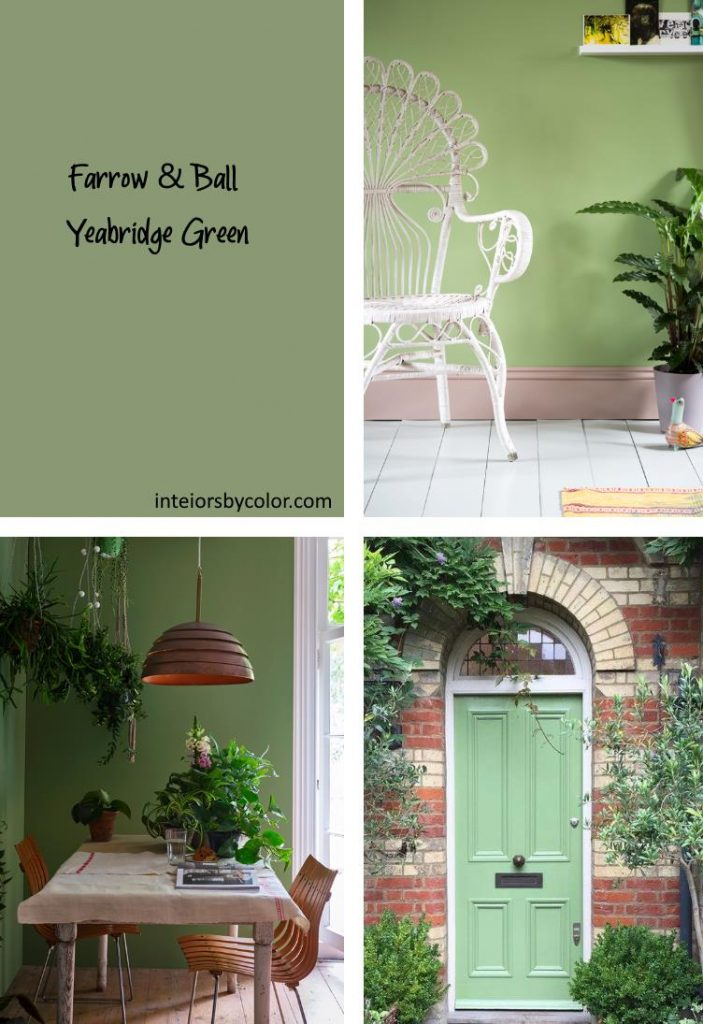 Farrow & Ball Yeabridge Green