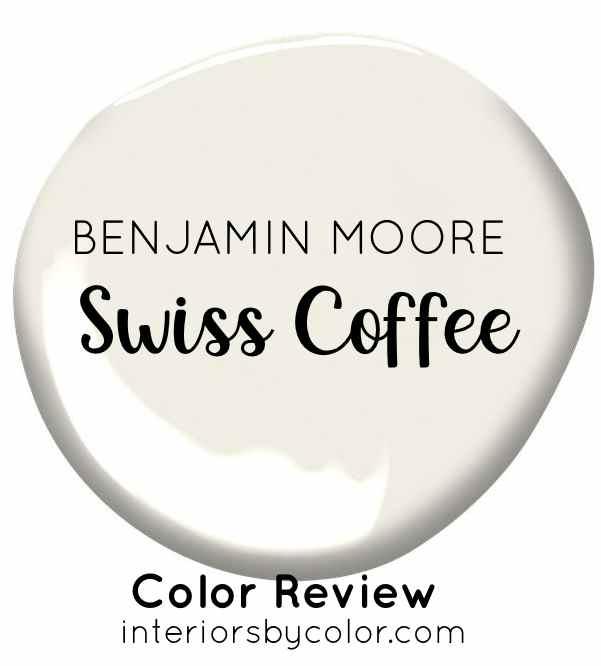 Benjamin Moore Swiss Coffee