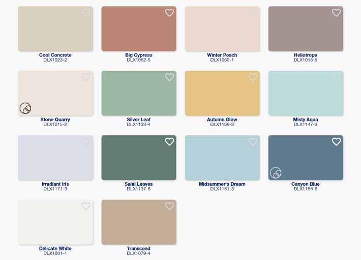 Dulux Paint Color Trends 2021 Be Well