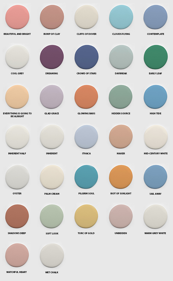 Taubmans Colour Trends for 2021 - Chromatic Joy