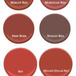 Popular-Red-Paint-colors-Benjamin-Moore