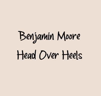 Benjamin Moore Head Over Heels