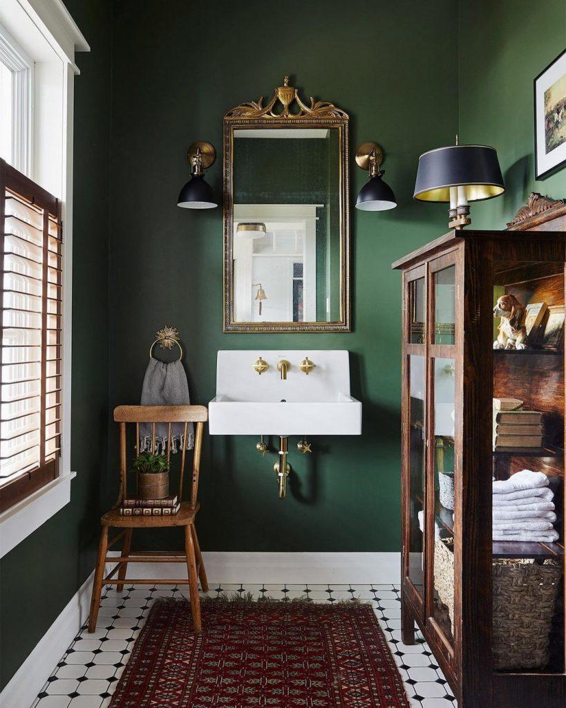 Benjamin Moore Peale Green Paint Color