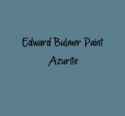 Edward Bulmer Paint Azurite