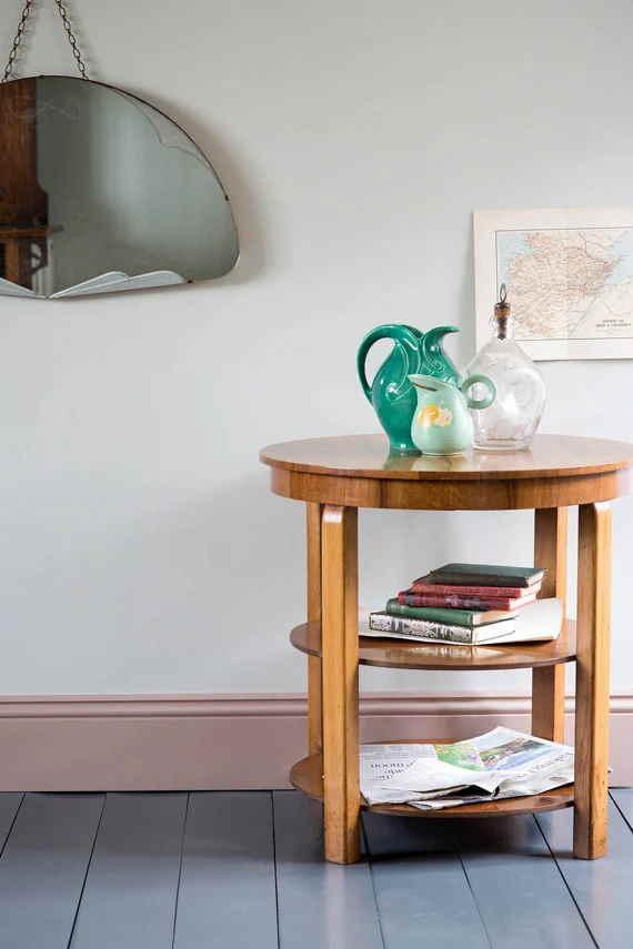 Farrow & Ball Cromarty light mint green wall paint