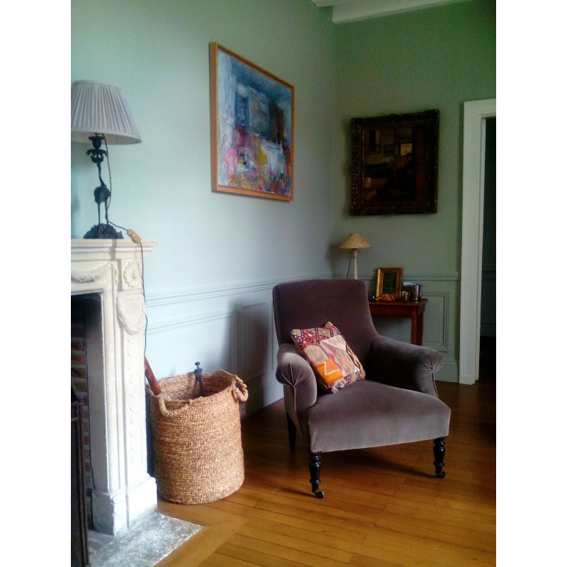 Farrow & Ball Cromarty mint green paint