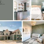 Sherwin Williams Retreat Green Paint Color