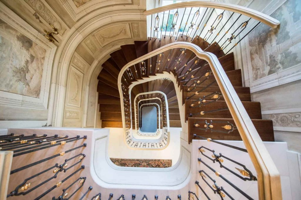 Spiral staircase inspiration