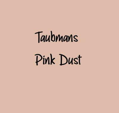 Taubmans Pink Dust
