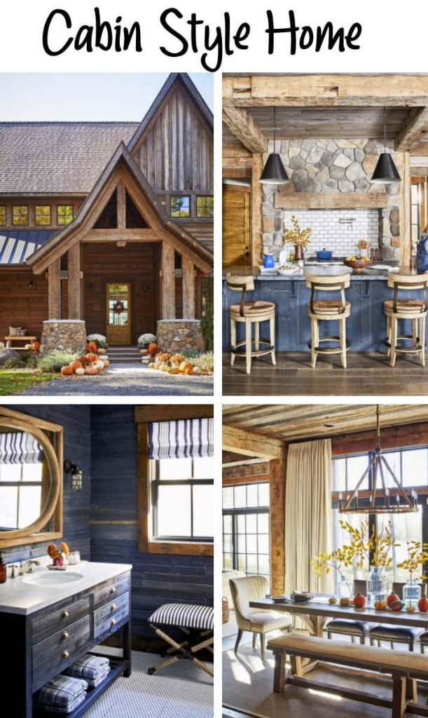 Warm and Comfortable Cabin Retreat house tour