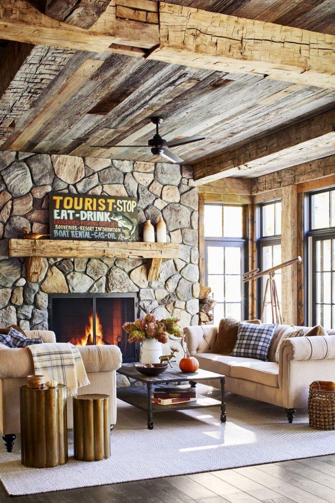 cozy-cabin-fall-decor-ideas