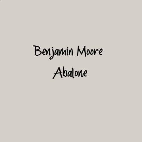 Benjamin Moore Abalone
