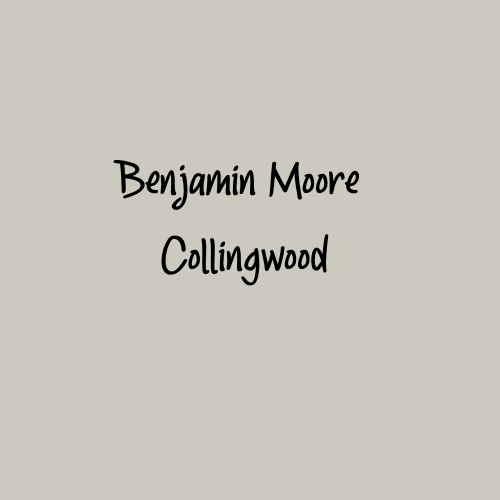 Benjamin Moore Collingwood