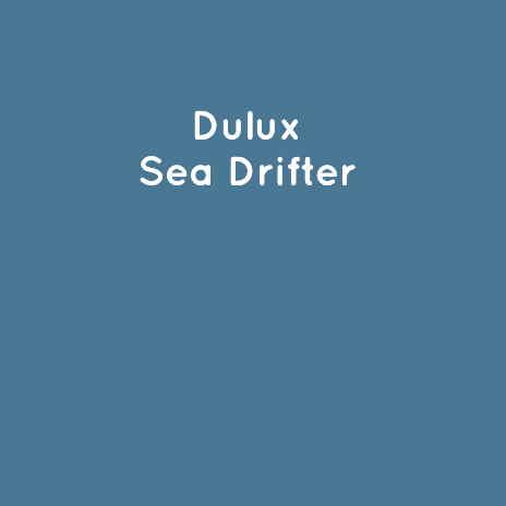 Dulux Sea Drifter
