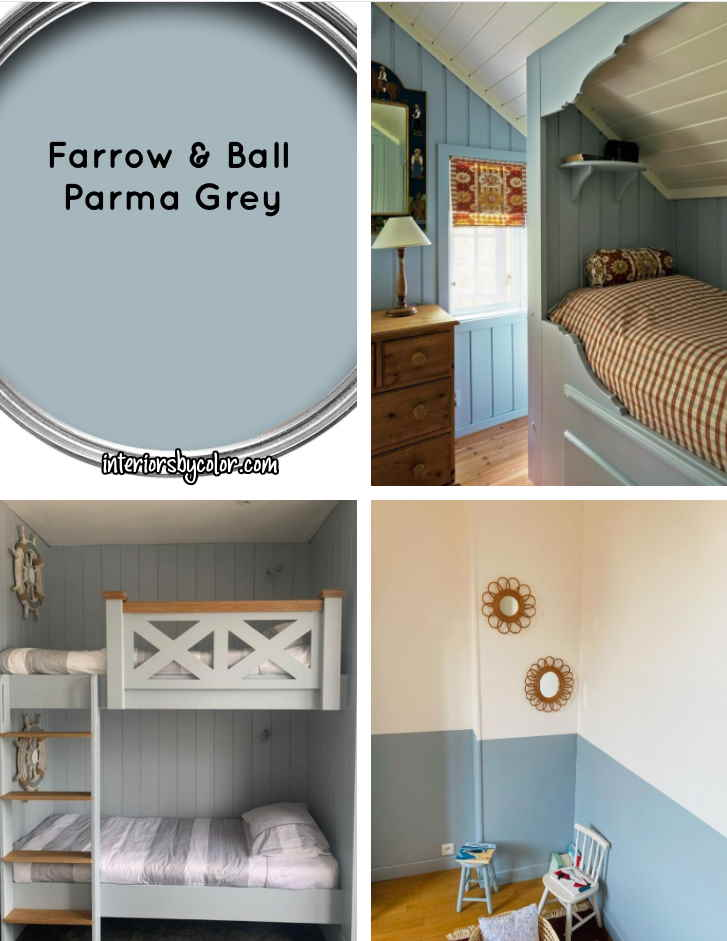 Farrow & Ball Parma Grey