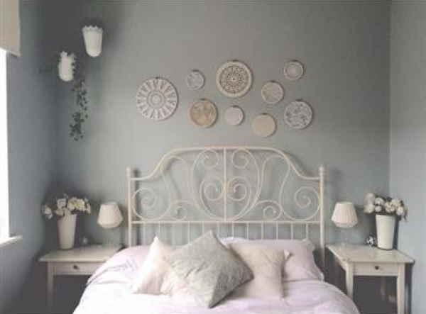 Farrow & Ball Parma Greym bedroom walls