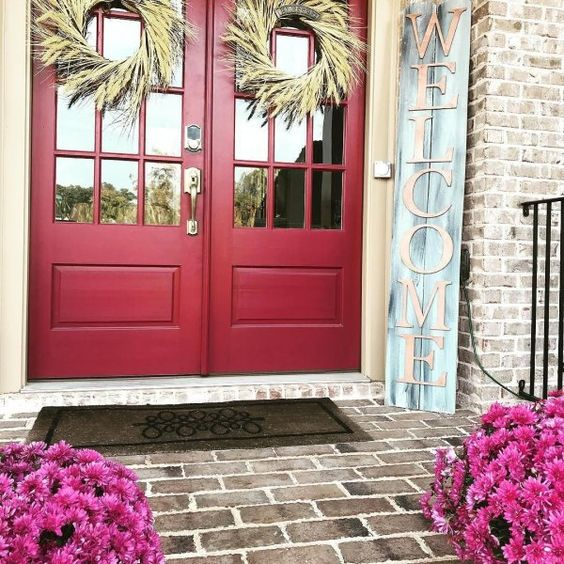 Sherwin Williams Antique Red