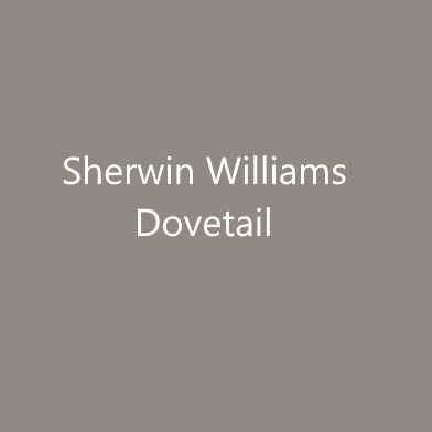 Sherwin Williams Dovetail